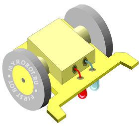 Как сделать робота для соревнований Кегельринг