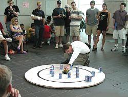 Соревнования в Эдвардсвильском Университете Южного Иллинойса (Southern Illinois University Edwardsville)