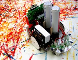 ArtSBot (Art Symbiotic roBots)