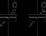 Переменный и подстроечный конденсатор