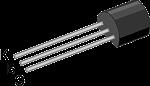 Цоколевка транзистора 2n3904