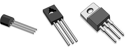 Внешний вид транзисторов